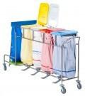 Wäschewagen für Krankenhäuser