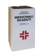 Behälter für abgelaufene Medikamente