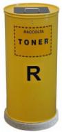 Behälter für gebrauchten Toner