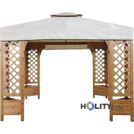 holz pavillon h1432. Black Bedroom Furniture Sets. Home Design Ideas