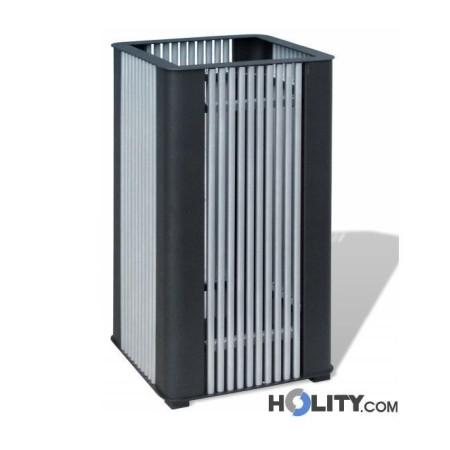 Abfallbehälter für Außenbereiche h140137