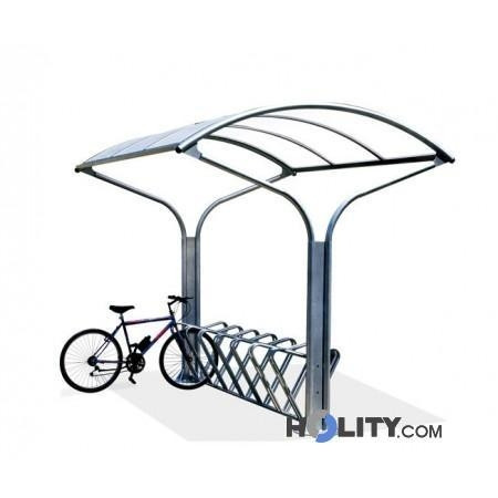 fahrradst nder mit regenschutz h14056. Black Bedroom Furniture Sets. Home Design Ideas