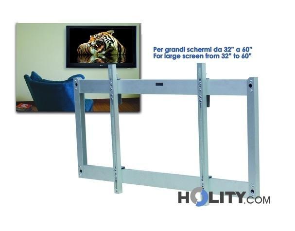 tv wandhalter 32 bis 60 zoll h12528. Black Bedroom Furniture Sets. Home Design Ideas