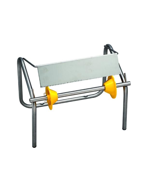 suchen sie halter wand oder freistehend edelstahl h2032. Black Bedroom Furniture Sets. Home Design Ideas