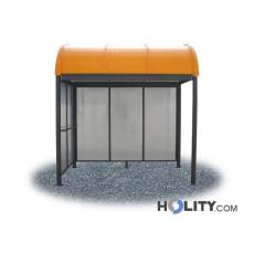 Überdachung Bushaltestelle h28705