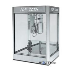 Pop corn Maschine für 600 gr.