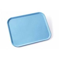 Tablett mit abgerundeten Ecken aus Kunststofflaminat h28210
