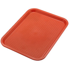 Tablett aus Kunststoff für Fast-Food h24220