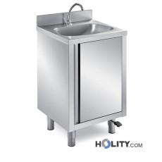 Handwaschbecken mit Unterschrank h31412