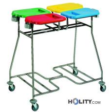 Wäschewagen für Krankenhaus h31504
