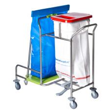 Wäschewagen für Krankenhaus h31505