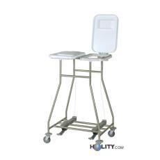 Wäschewagen für Krankenhaus h31513