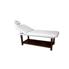 Behandlungs-, Massageliege aus Holz h36803