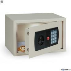 Hotelsafe mit Elektronik-Schloss h7648
