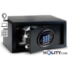 Digitalsafe mit LED-Display h7644