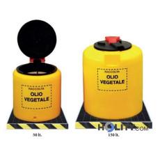 Behälter für gebrauchtes pflanzliches Öl h22111