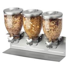 Bartscher Cerealienspender 3fach h22017