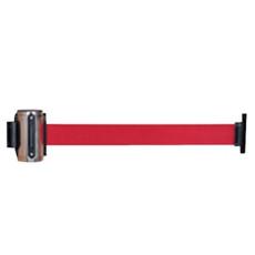 Gurtband zur Wandmontage - rot/blau h2215