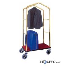 Gepäck- und Kleiderwagen h09187