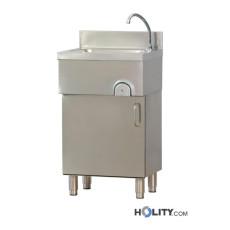 Handwaschbecken mit Unterschrank h099901