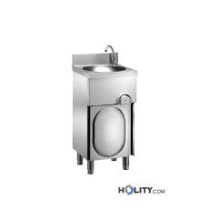 Handwaschbecken mit Unterschrank h099903