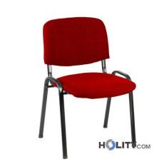 Bequemer Stuhl für Konferenzräume h122_56
