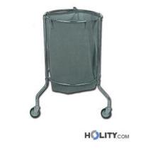 Wäschewagen für Krankenhaus h1362