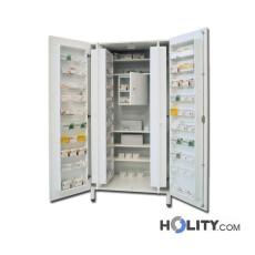 Medikamentenschrank für Arztpraxis, etc - h13_118