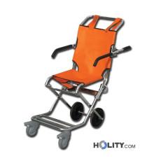 Patiententransport- und evakuierungsstuhl h13_78