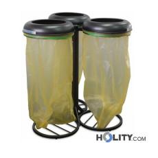 Abfallbehälter für die Mülltrennung h140277