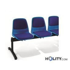 panchina-cinque-posti-imbottita-h15921