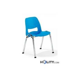 Konferenzstuhl in verschiedenen Farben h15929