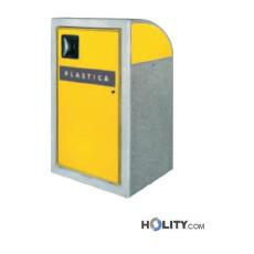 Abfallbehälter für die Mülltrennung h19164