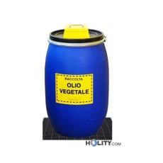 Behälter für gebrauchtes pflanzliches Öl h22112