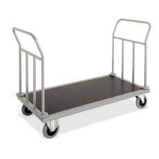 Gepäckwagen aus Stahl h2244 ohne Sicherheitslatten