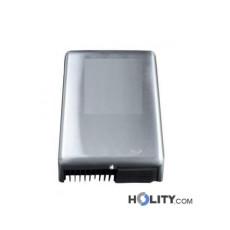 Händetrockner Vortice Optimal Dry Metal h22604
