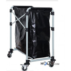 Wäschesammelwagen für Hotel h24261