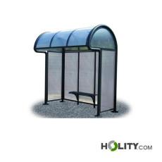 Überdachung Bushaltestelle h28709