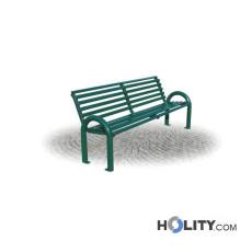 Sitzbank als Stadtmobiliar  h28774