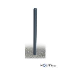 Absperrpfosten aus Stahl h28780