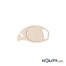 Tablett aus Polypropylen für Catering h30318