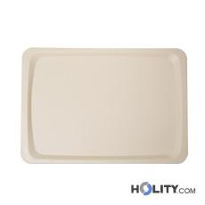 Rechteckiges Tablett aus Polypropylen h30342