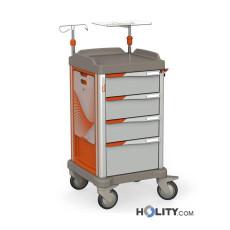 Medizinischer Notfallwagen h31501
