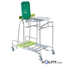 Wagen für Schmutzwäsche im Krankenhaus h31508