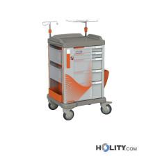 Medizinischer Notfallwagen für Krankenhäuser h31519
