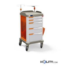 Medizinischer Notfallwagen h31521