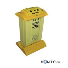 Beschwerbarer Behälter für Batterien h32641
