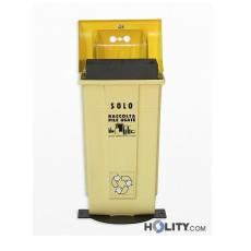 Behälter für verbrauchte Batterien 65 Liter h32642