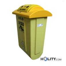 Behälter für verbrauchte Batterien h32643