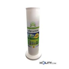 Abfallkorb für verbrauchte Batterien 22 Liter h326_44